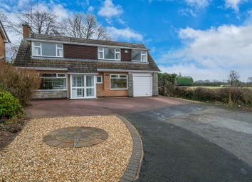 4 bed detached house for sale in Dorchester Road, Burbage, Hinckley LE10