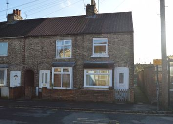 Thumbnail 2 bed terraced house for sale in Wood Street, Norton, Malton