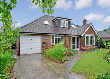 Thumbnail 5 bed bungalow for sale in Steep Lane, Findon Village, Worthing, West Sussex