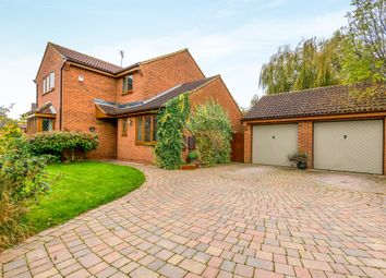 Thumbnail 4 bed detached house for sale in Tanfield Lane, Abington, Northampton