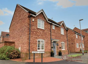 Thumbnail 4 bed detached house for sale in Merry Road, Ollerton, Newark.