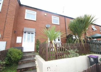 Thumbnail 3 bed terraced house for sale in Monnow Court, Cwmbran, Torfaen