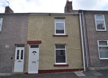 Thumbnail 2 bed terraced house to rent in Edward Street, Spennymoor