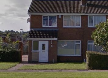 Thumbnail 3 bed semi-detached house to rent in Stour Close, Oadby, Leicester