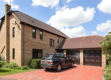 Thumbnail 4 bed detached house for sale in Ashdale Park, Finchampstead, Wokingham