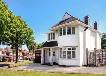 Thumbnail 3 bed detached house for sale in Cherry Orchard Road, Handsworth Wood, Birmingham, West Midlands