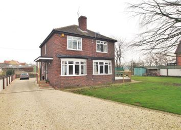 Thumbnail 4 bed detached house for sale in Campsall Balk, Norton, Doncaster
