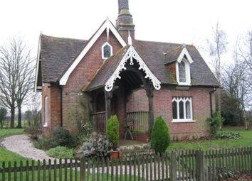 Thumbnail 2 bed cottage to rent in Benenden Road, Rolvenden, Kent