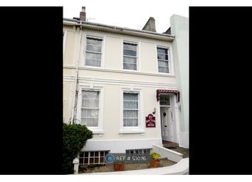 Thumbnail 1 bed flat to rent in Scarborough Road, Torquay