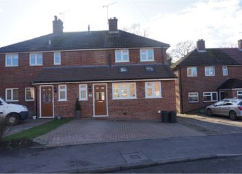 Thumbnail 3 bed semi-detached house for sale in Castle Drive, Sevenoaks