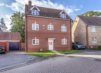 Thumbnail 5 bed detached house for sale in Bagshot, Surrey