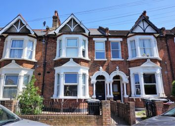 Thumbnail 2 bed flat for sale in Laleham Road, London