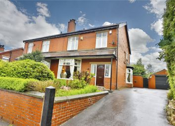 Thumbnail 3 bed semi-detached house for sale in Brandlesholme Road, Bury, Greater Manchester