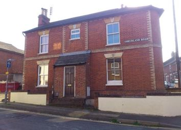 Thumbnail Property to rent in Shrubland Road, Colchester