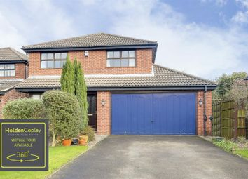 Thumbnail 4 bed detached house for sale in Winston Close, Mapperley, Nottinghamshire