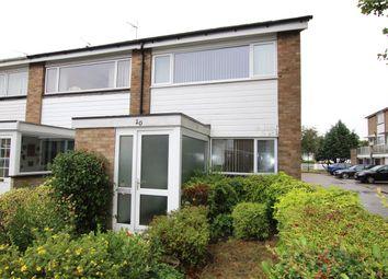 Thumbnail 2 bed end terrace house for sale in Ferndown Avenue, Crofton, Kent
