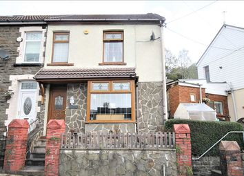 Thumbnail 3 bed terraced house for sale in Brynamlwg, Station Road, Tonypandy