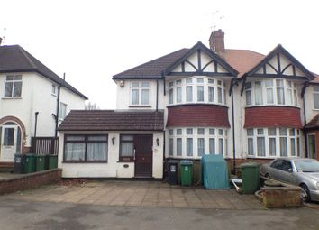Thumbnail 4 bed property for sale in Cassiobury Park Avenue, Watford, Hertfordshire