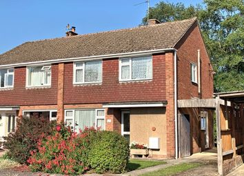 Thumbnail 3 bed semi-detached house for sale in Icknield Close, Didcot