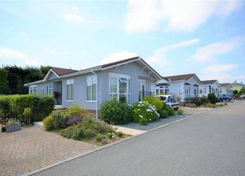 Thumbnail Mobile/park home for sale in Truro Heights, Truro, Cornwall