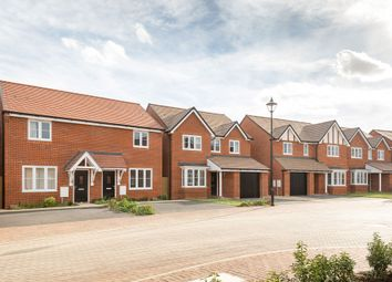 """Thumbnail 2 bed semi-detached house for sale in """"The Hindhead"""" at Walford Close, Wimborne"""