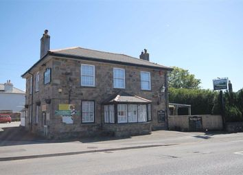Thumbnail Pub/bar for sale in The Railway Inn, Illogan Highway, Redruth, Cornwall
