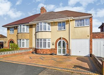 5 bed semi-detached house for sale in Southfield Road, Duston, Northampton NN5