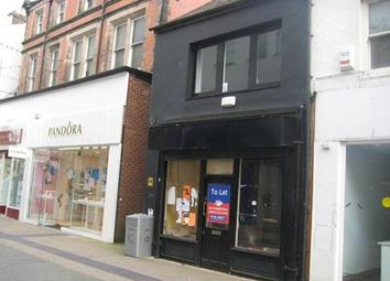 Thumbnail Retail premises to let in 244 High Street, Bangor LL57, Bangor,