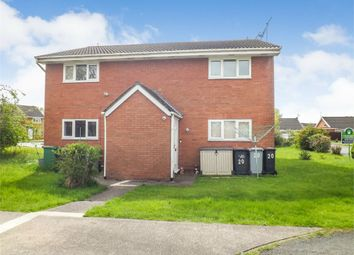 Thumbnail 1 bed flat for sale in Holbury Close, Crewe, Cheshire