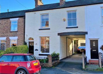 Thumbnail 3 bed terraced house for sale in Moss Lane, Alderley Edge