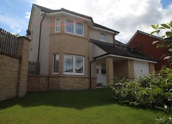 Thumbnail 4 bed detached house for sale in Greenoakhill Avenue, Uddingston, Glasgow, Lanarkshire
