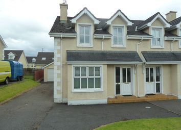 Thumbnail 4 bed semi-detached house for sale in 67 White Maple, Bundoran, Donegal