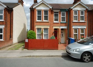 3 bed end terrace house to rent in Britannia Road, Ipswich, Suffolk IP4