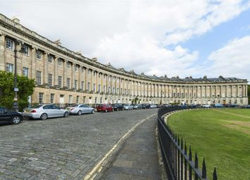 Thumbnail 1 bed flat to rent in Royal Crescent, Bath