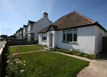 Thumbnail 3 bed detached bungalow for sale in Manor Road, Selsey