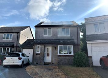 Thumbnail 4 bedroom detached house for sale in Cook Court, Latchbrook, Saltash