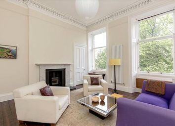 Thumbnail 2 bed flat for sale in Bellevue Crescent, Edinburgh