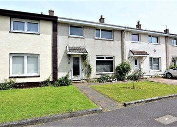 Thumbnail 3 bedroom terraced house for sale in Canberra Drive, East Kilbride, Glasgow