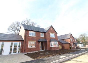 Thumbnail 4 bed detached house for sale in Plot 5, Weston Fields, Morda, Oswestry