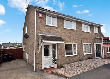 Thumbnail 3 bed semi-detached house for sale in Markings Field, Saffron Walden, Essex