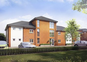 "Thumbnail 1 bed flat for sale in ""The Cleeve"" at Sutton Terrace, Haven Village, Boston"