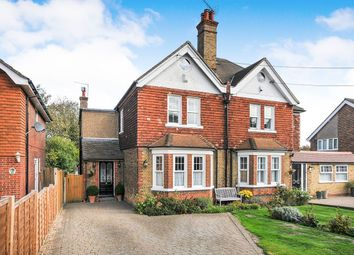 Thumbnail 4 bed semi-detached house for sale in Woodgers Grove, Swanley