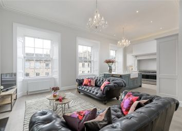 Thumbnail 2 bed flat for sale in Great King Street, Edinburgh