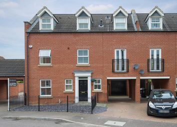 Thumbnail 4 bed semi-detached house for sale in Malden Way, Eynesbury, St. Neots