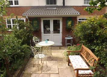 Thumbnail 2 bed terraced house for sale in Richardson Close, Elworth, Sandbach, Cheshire