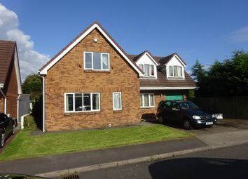 Thumbnail 4 bedroom detached house for sale in 1 The Croft, Loughor, Swansea