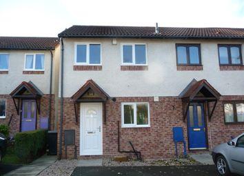 Thumbnail 2 bedroom terraced house to rent in Kirriemuir Way, Etterby Park, Carlisle