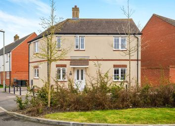 Thumbnail 3 bed detached house for sale in Hadleigh Street, Kingsnorth, Ashford
