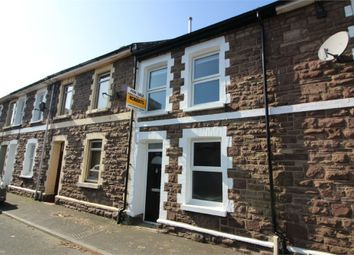 Thumbnail 2 bed terraced house for sale in St Helens Road, Abergavenny, Monmouthshire