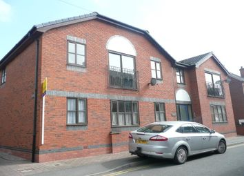 Thumbnail 1 bed flat for sale in Wharf View, Navigation Street, Measham